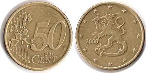 50 Eurocent Finland (1917 - )