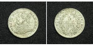 5 Soldo Kirchenstaat (752-1870) Silber Pius IX (1792- 1878)