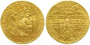 1 Ducat States of Germany Or Matthias, Holy Roman Emperor (1557 - 1619)