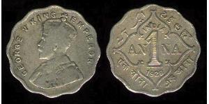 1 Anna Raj Británico (1858-1947)  Jorge V (1865-1936)