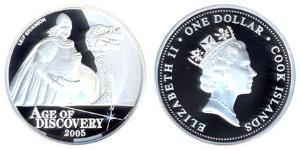 1 Dollaro Isole Cook