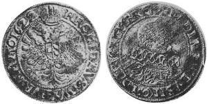 150 Крейцер Священная Римская империя (962-1806) Серебро