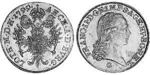 1 Ducat 奧地利帝國 (1804 - 1867) 金