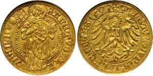 1 Ducat States of Germany Gold