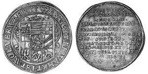 1/3 Талер Principality of Anhalt-Köthen (1603 -1853) Срібло