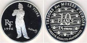 10 Franc France Silver