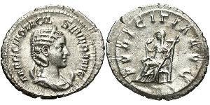 1 Antoninien Empire romain (27BC-395) Argent Otacilia Severa (244-249)