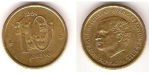 10 Krone Svezia