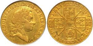 1 Guinea Regno Unito di Gran Bretagna (1707-1801) Oro Giorgio I (1660-1727)