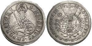4 Kreuzer Germany Silver