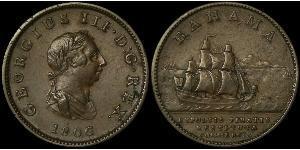 1 Penny Bahamas