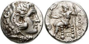 1 Тетрадрахма Держава Селевкідів (312BC-63 BC) Срібло Селевк I Нікатор (358BC-281BC)