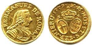 3 Scudo Order of Malta (1080 - ) Gold