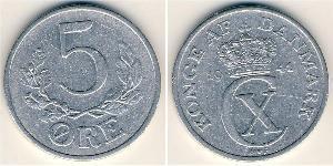 5 Ore 丹麦 铝
