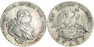 Kingdom of Prussia (1701-1918) Silver Frederick William II of Prussia