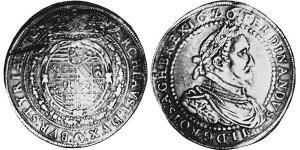 3 Талер Священная Римская империя (962-1806) Серебро