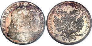1/4 Thaler Electorate of Bavaria (1623 - 1806) Silver