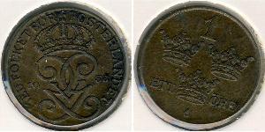 1 Ore Schweden Bronze