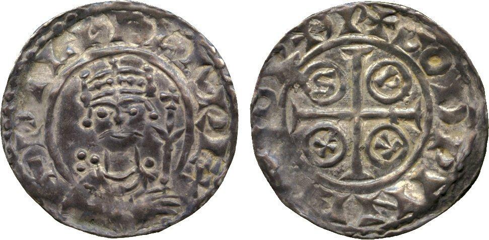 1 penny 1027 1087 kingdom of england 927 1649 1660 1707 - Coin de finition plinthe ...