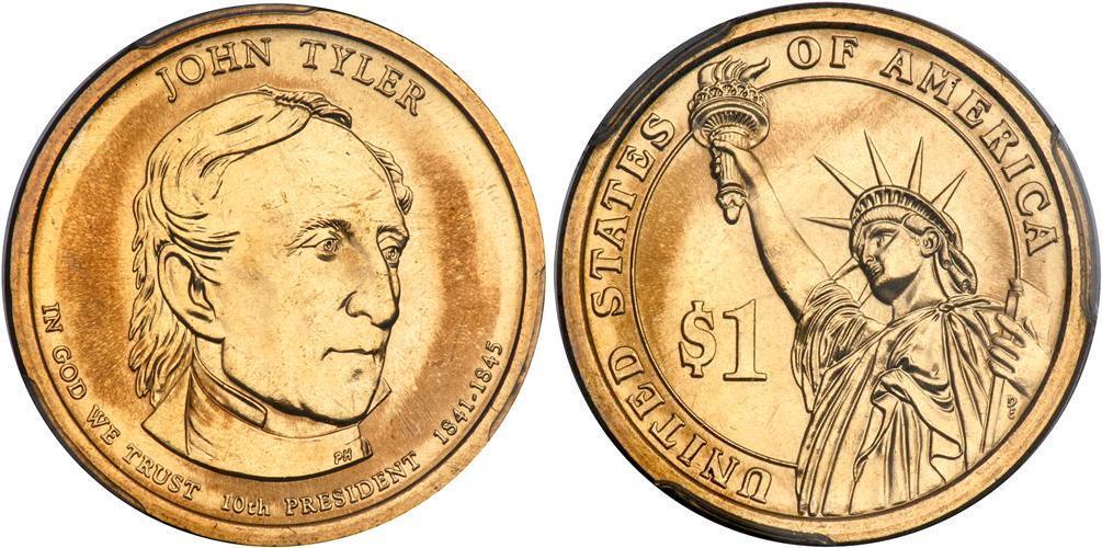 polk dollar coin value
